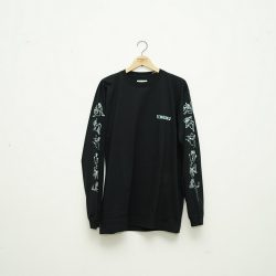 CREW NECK L/S T-SHIRTS
