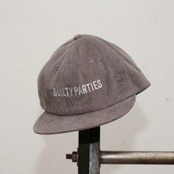 CORDUROY 6 PANNEL CAP (TYPE-2)