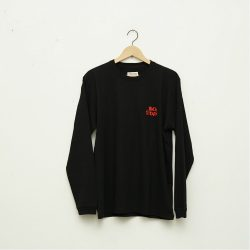 CREW NECK L/S T-SHIRTS (TYPE-4)