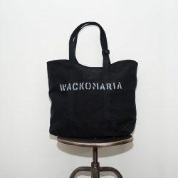WASHED CANVAS TOTE BAG (TYPE-3)