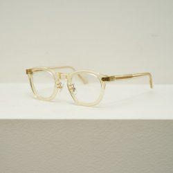 金子眼鏡 CLEAR FRAME
