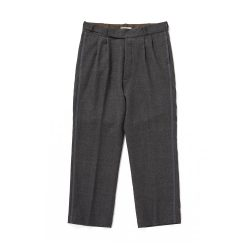 SIDE BUCKLE GRUKHA TROUSER
