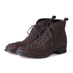 VACHETTA LEATHER MONKEY BOOTS