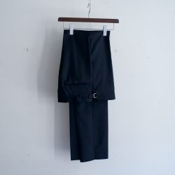 PLEATED TROUSERS (LORO PIANA)