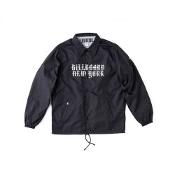 """BILLBOARD"" COACH JACKET ""NEW YORK"""