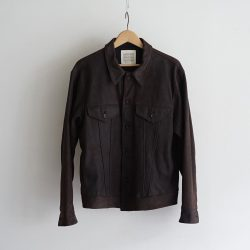 PRIMITIVE LEATHER SHORT JACKET