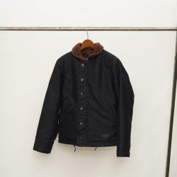 ALPACA BOA DECK JACKET (TYPE-1)
