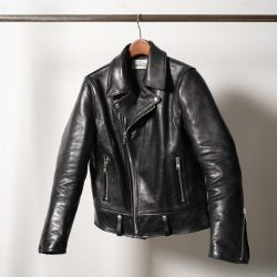 DOUBLE RIDERS LEATHER JACKET