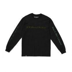 """BILLBOARD"" LONG SLEEVES T-SHIRTS ""4 COLORS"""