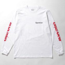 CREW NECK LONG SLEEVE T-SHIRTS (TYPE-1)