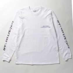 CREW NECK LONG SLEEVE T-SHIRTS (TYPE-3)