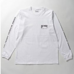 CREW NECK LONG SLEEVE T-SHIRTS (TYPE-4)