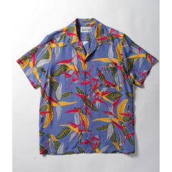 HAWAIAN SHIRTS S/S (TYPE-7)