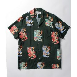 TIM LEHI / S/S HAWAIAN SHIRTS (TYPE-3)