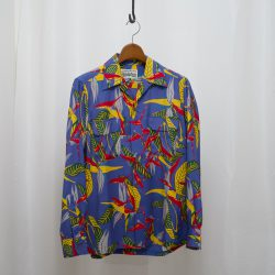 HAWAIIAN SHIRT L/S ( TYPE-6 )