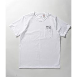 OVER SIZE CREW NECK POCKET T-SHIRTS (TYPE-1)