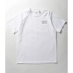 OVER SIZE CREW NECK POCKET T-SHIRTS (TYPE-4)