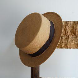 Kohsuke Inaba BOATER HAT