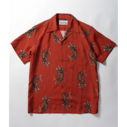 HAWAIAN SHIRTS S/S (TYPE-18)