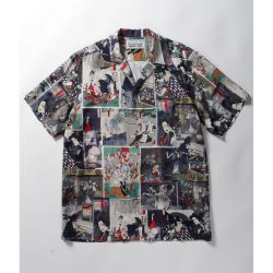 HAWAIAN SHIRTS S/S ( TYPE-13 )
