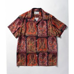 HAWAIAN SHIRTS S/S ( TYPE-4 )