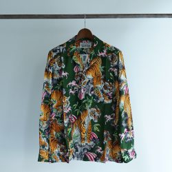 TIM LEHI L/S HAWAIAN SHIRTS