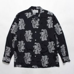 TIM LEHI L/S HAWAIAN SHIRTS(TYPE-2)