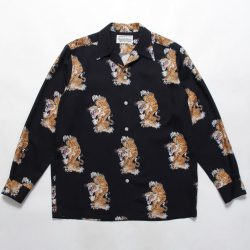 TIM LEHI / L/S HAWAIIAN SHIRT ( TYPE-3 )