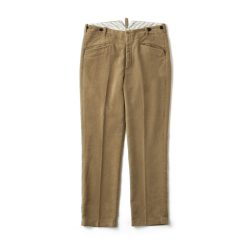 SLIT POCKET GRANDPA TROUSER