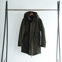 The PARKA (W/DOWN LINER)