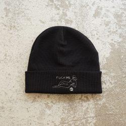 WOOL KNIT WATCH CAP ( TYPE-4 )