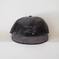 CORDUROY 6PANEL CAP (TYPE-4)