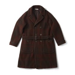 PILLING MELTON MACKINAW COAT