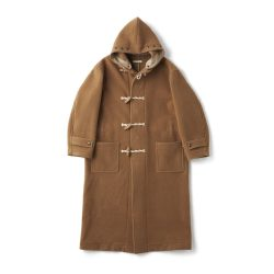 HOODED WATCH COAT