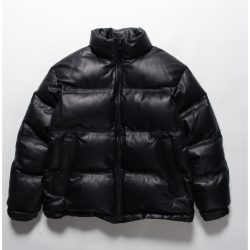 LEATHER DOWN JACKET(TYPE-1)