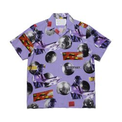 DJ HARVEY S/S HAWAIAN SHIRTS