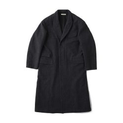 PEAKED RAPEL GENTS COAT