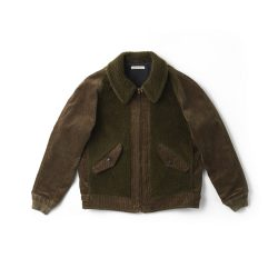 WARM CORDS GRIZZLY JACKET