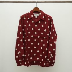DOTS HAWAIAN SHIRTS L/S