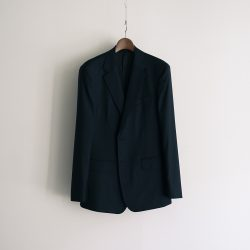 SINGLE BREASTED JACKET (LORO PIANA)