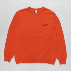 FANIA / CREW NECK SWEAT SHIRT(TYPE-1)