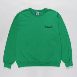 FANIA / CREW NECK SWEAT SHIRT(TYPE-1)