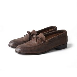 """The Boater"" VACHTTA LEATHER MOCCASIN SHOES"
