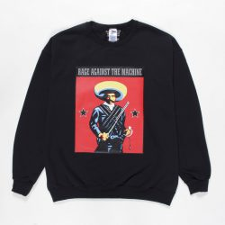 RAGE AGAINST THE MACHINE / CREW NECK SWEAT SHIRT (TYPE-1)