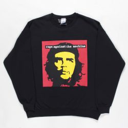 RAGE AGAINST THE MACHINE / CREW NECK SWEAT SHIRT (TYPE-2)