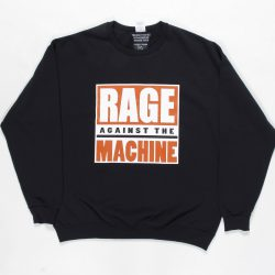 RAGE AGAINST THE MACHINE / CREW NECK SWEAT SHIRT (TYPE-3)
