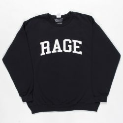 RAGE AGAINST THE MACHINE / CREW NECK SWEAT SHIRT (TYPE-6)