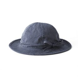 GATHERED FATIGUE HAT