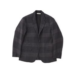 SINGLE-BREASTED GENTS JACKET
