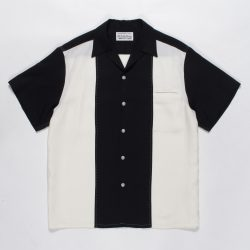 TWO TONE 50's SHIRTS S/S(TYPE-1)